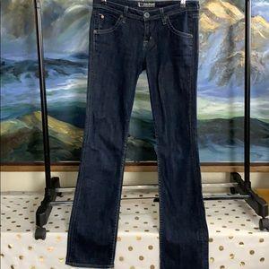NWOT Hudson blue jeans size 28